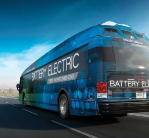 Zero-emission electric buses on their way to North Carolina for first time