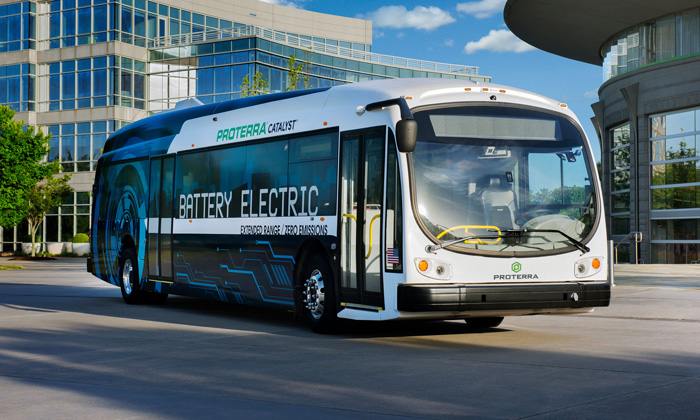 First U.S. National Park to Purchase Zero-Emission Buses from Proterra