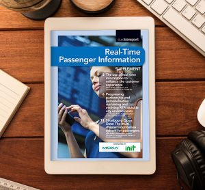 real time passenger information supplement