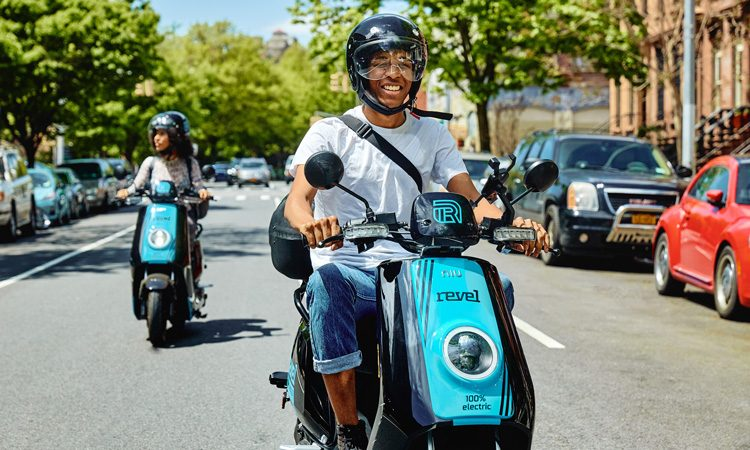 Revel to expand shared motor scooter operations into Brooklyn