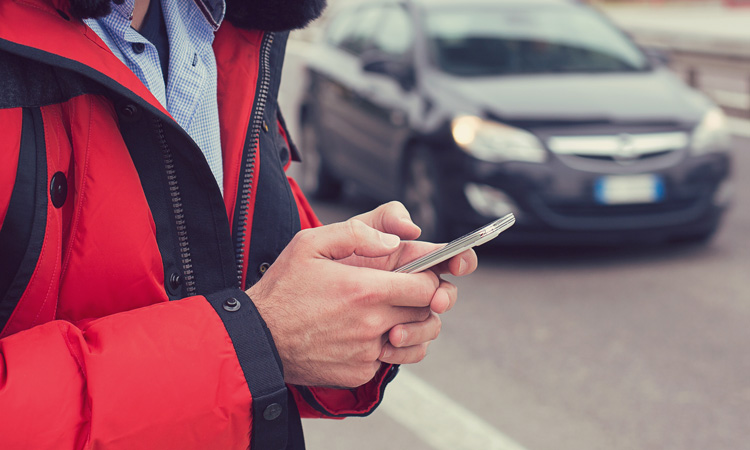 Ride-hailing linked to more crashes for motorists and pedestrians