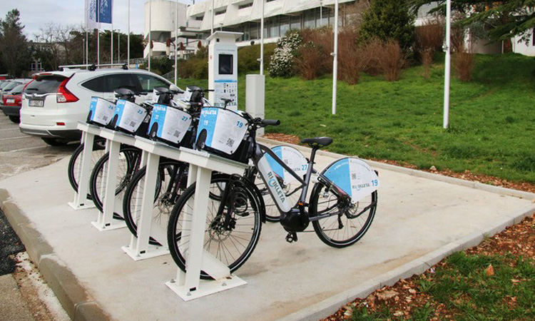 City of Rijeka launches public docked e-bike scheme