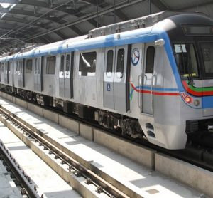 Keolis opens final section of the automated metro in Hyderabad, India