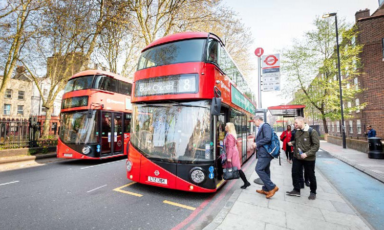 London buses to become front-boarding only in fare evasion reduction bid