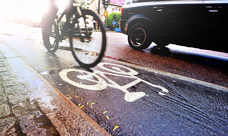 Cities must adapt design for active travel and safety to co-exist