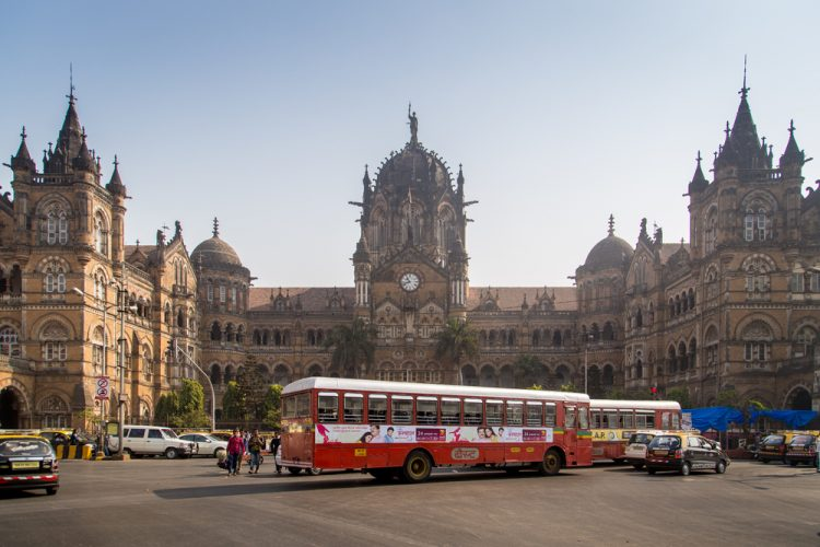 City public transportation developments in India