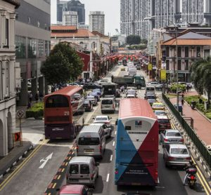 Singapore implements projects to improve their transportation offerings
