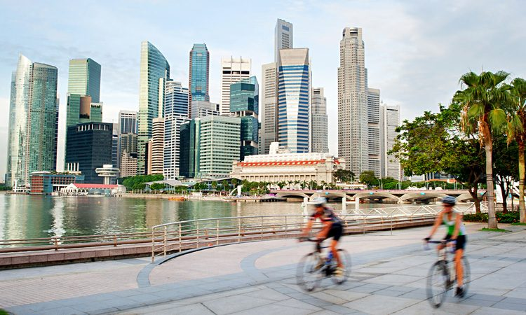 Singapore launches grant to promote active mobility