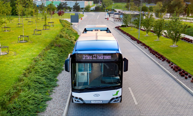 Solaris Germany bus