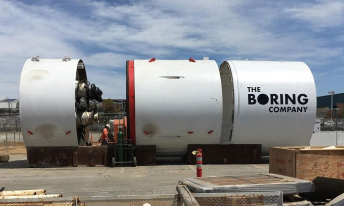 High-speed acceleration and braking test planned for Hyperloop