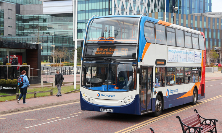Research reveals Stagecoach supports more than £1.6bn to uk economy