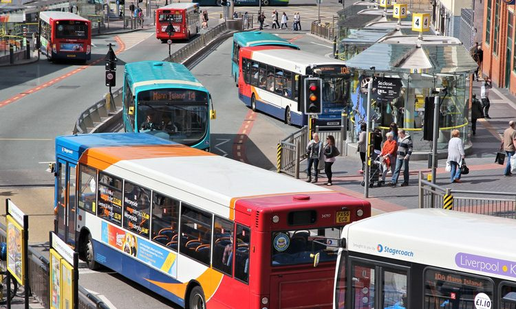 Report explores changes in bus demand in England since 2009