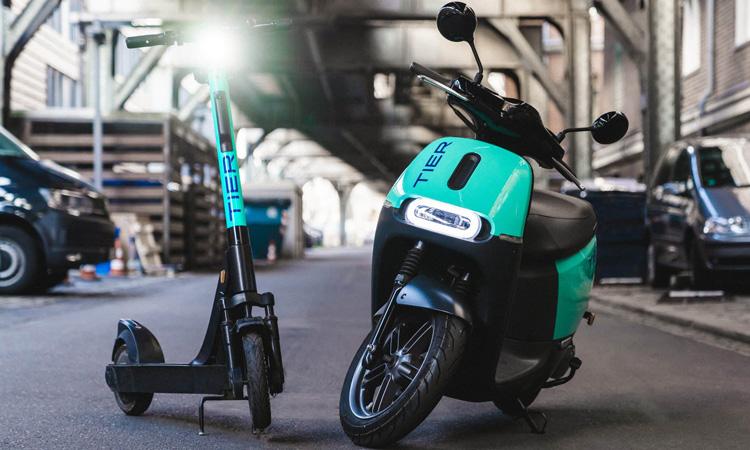 TIER acquires fleet of 5,000 e-mopeds