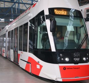 Trams with free WiFi rolled out as part of Tallinn's user-friendly programme