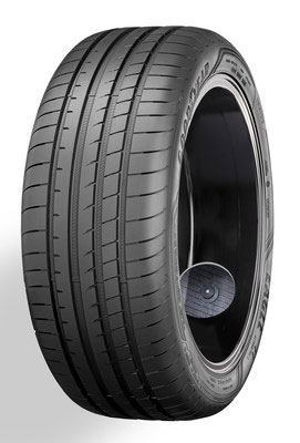 Intelligent tyre prototype