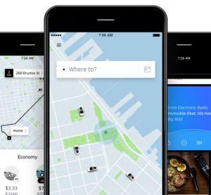 ride app