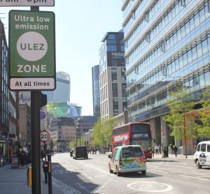 City Hall report sees positive results from London's Ultra-Low Emission Zone