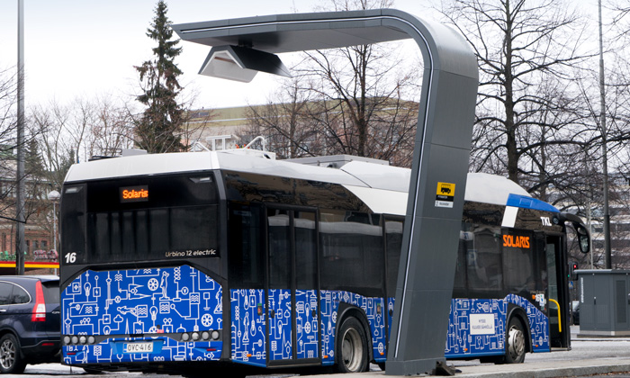 Solaris to supply five electric buses to Frankfurt am Main