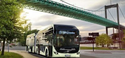 Volvo receives Europe's largest e-bus order