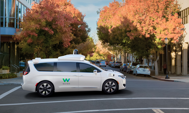 Waymo launches its first commercial self-driving car service