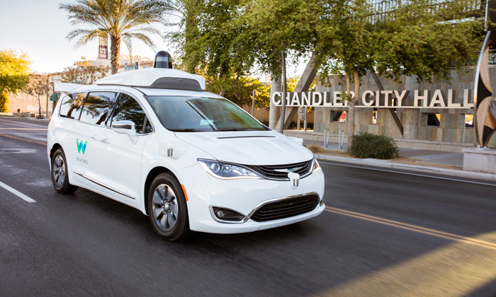 Waymo goes driverless in Arizona - but is it safe?