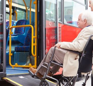 UK government commits to making buses accessible for wheelchair users