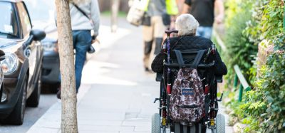 Proposals set out by DfT to make UK pavements more accessible