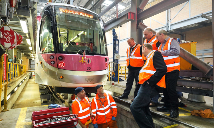 West Midlands Metro focuses on creating a skilled workforce for the future